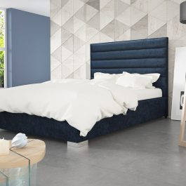 Łóżko tapicerowane Ada