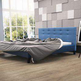 Łóżko tapicerowane Harold