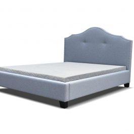 Łóżko tapicerowane Hill
