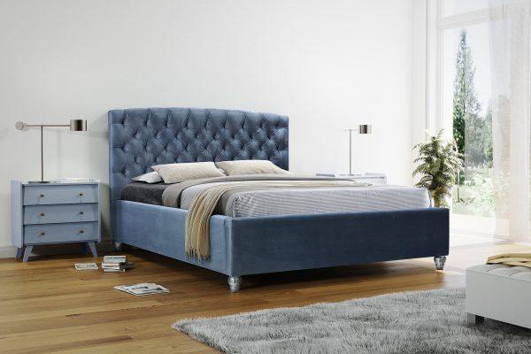 Łóżka z zagłówkiem - zalety
