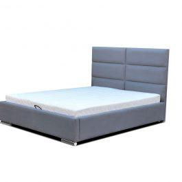 Łóżko tapicerowane Modern