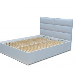Łóżko  Roma z tapicerowanym zagłówkiem