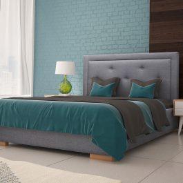 Łóżko tapicerowane Hugo